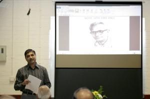 Anil Vyas rendering Prahlad Parekh.