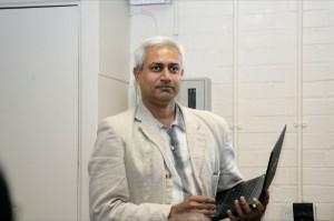 Dr Faruque Ganchi